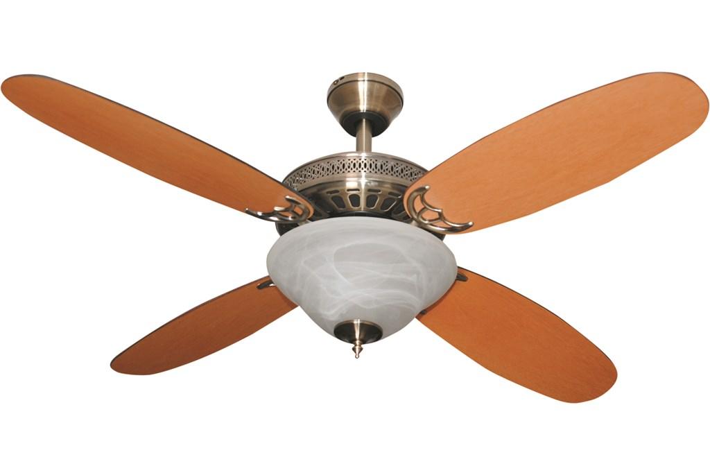 Cer america latina ventilador de techo czerweny bronce antiguo con plafon f610 220v 50hz - Ventiladores de techo antiguos ...