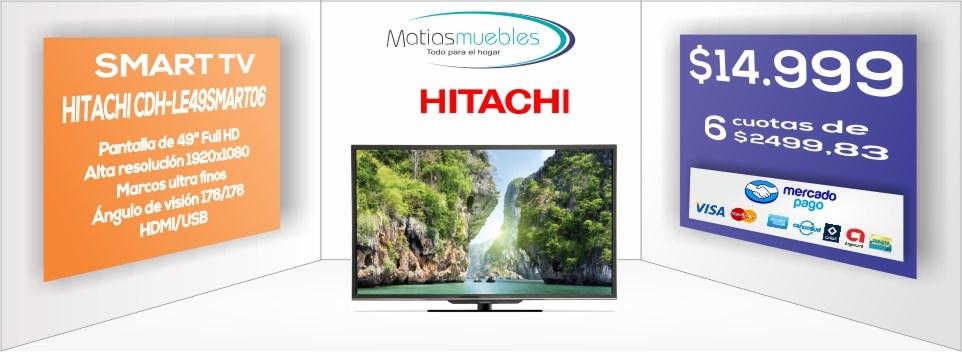HITACHI CDH-LE49SMART06