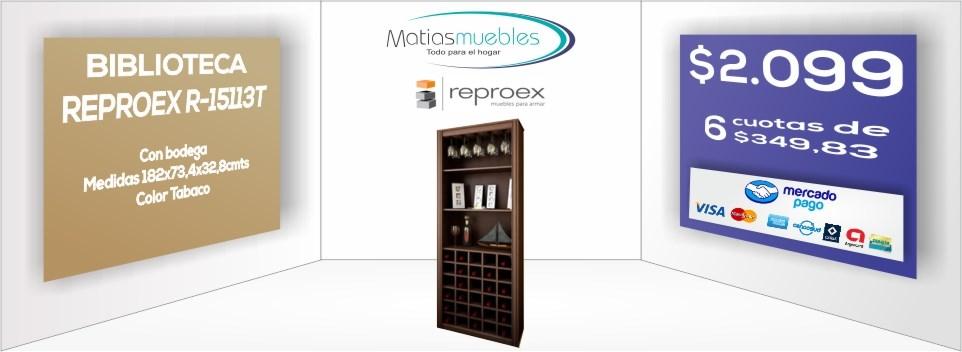 Biblioteca REPROEX R-15113T