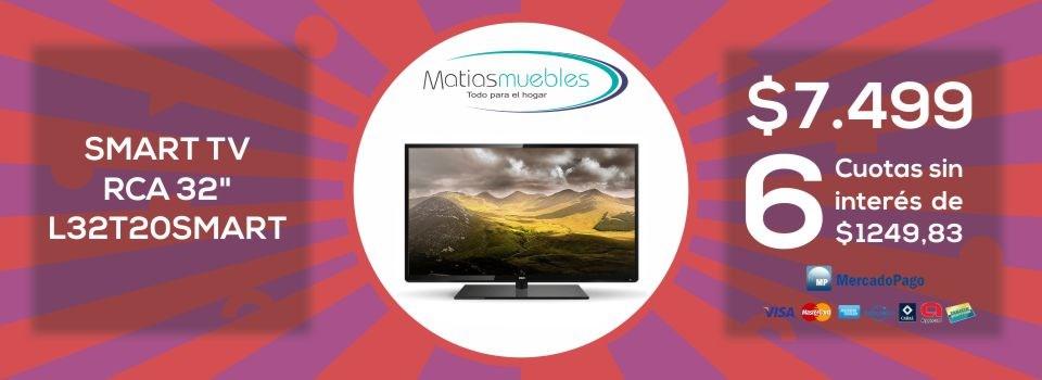 Smart TV Rca L32T20SMART