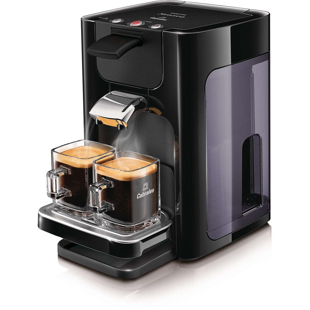 Cafetera Monodosis Senseo Hd7860Quadrante Philips