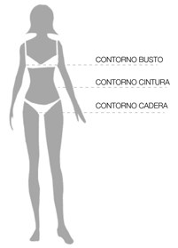 Guia Talles Mujer Pantalones Etiquetanegra Us