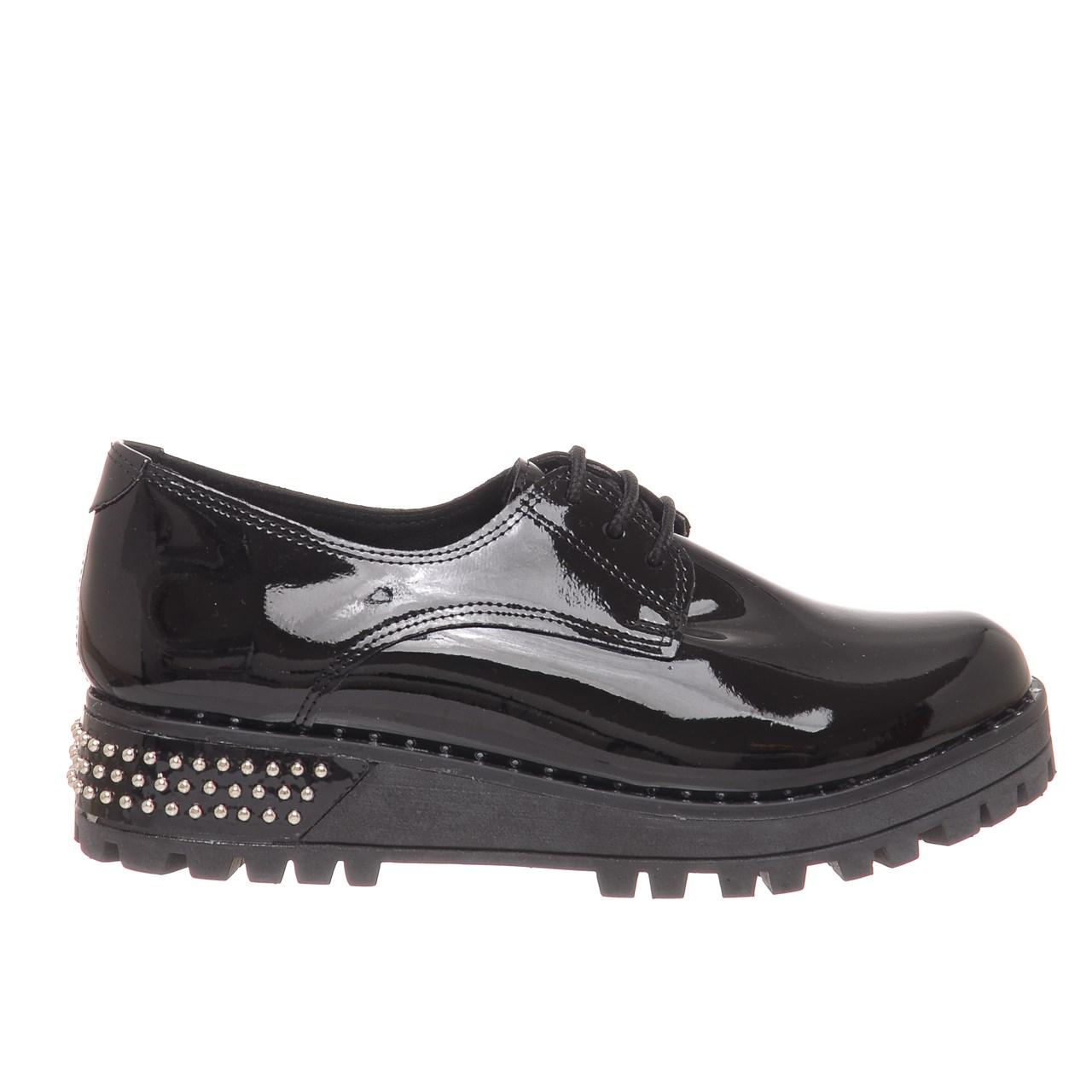 Mujer Heben Zapatos Acordonadas Nueva Botas Abotinados Temporada pnSOSZqW