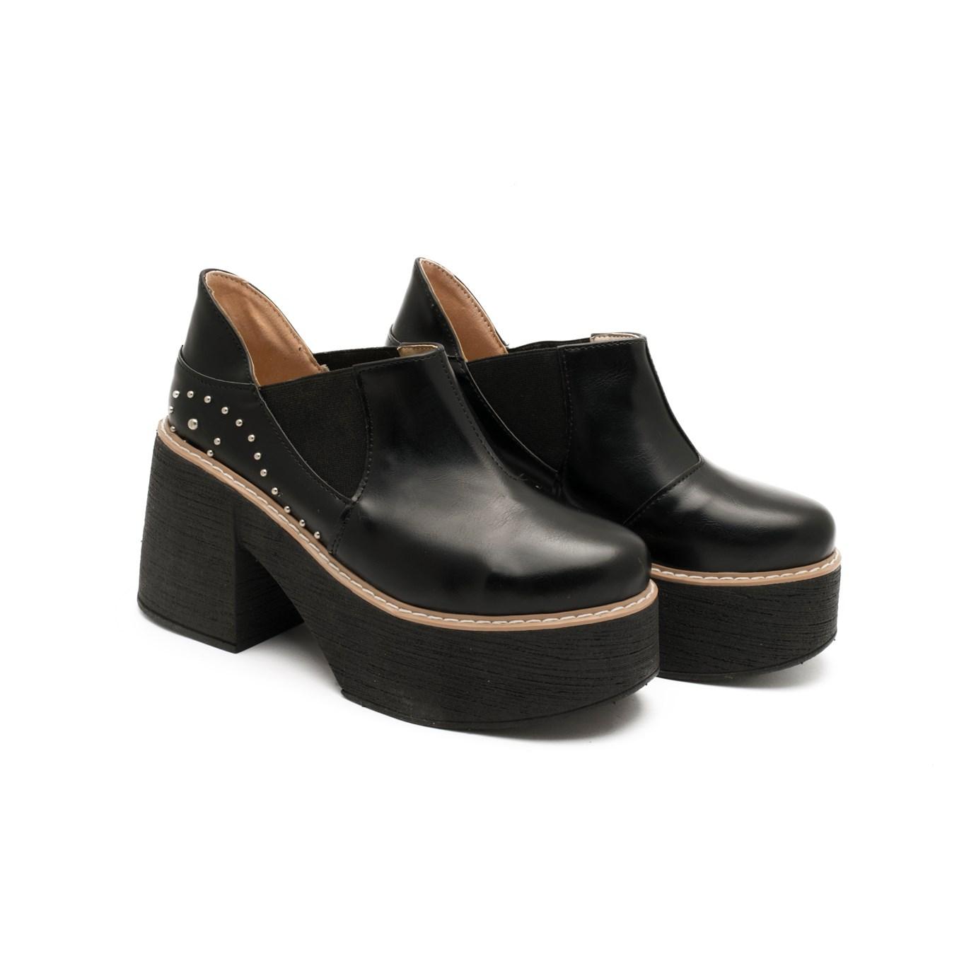 gran descuento de 2019 oferta especial buena calidad Zapato Mujer Con Plataforma Invierno 2019